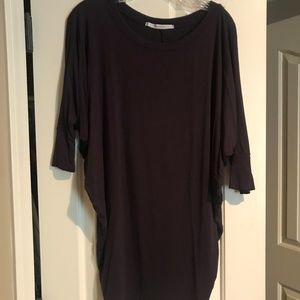 41 Hawthorn Queensland Dolman Jersey Knit Top